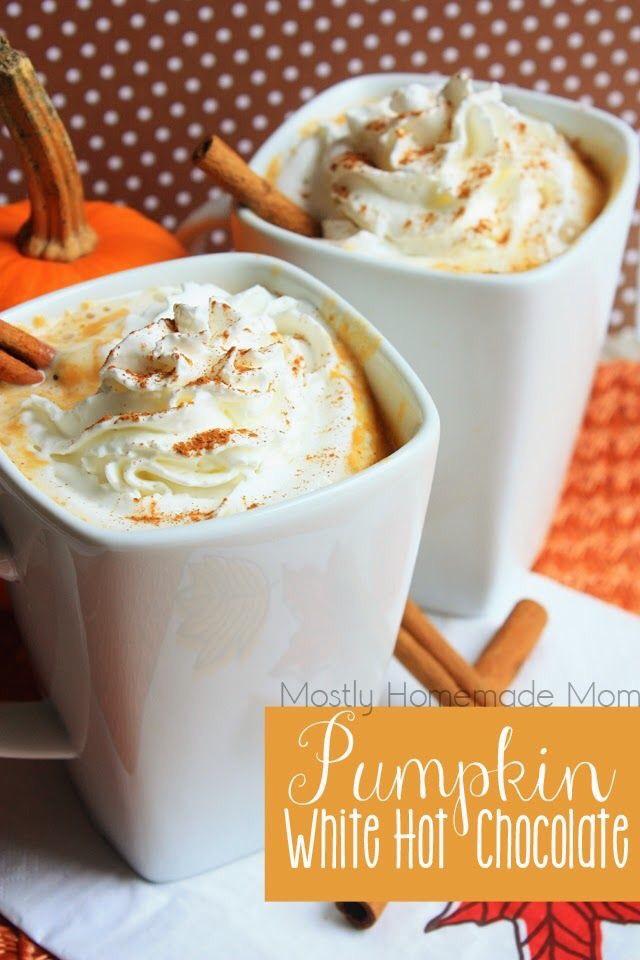 Pumpkin White Hot