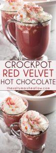 Crockpot Red Velvet